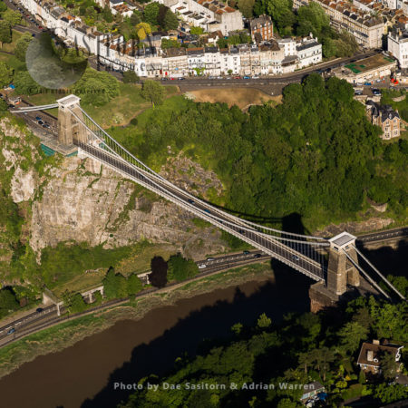 Bristol Suspension Bridge,