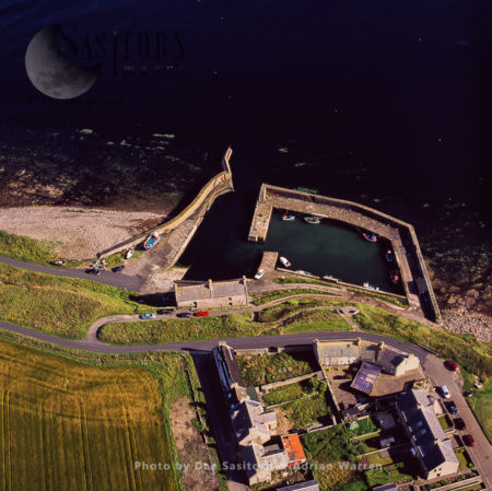 Keiss Harbour, Caithness, Highlands