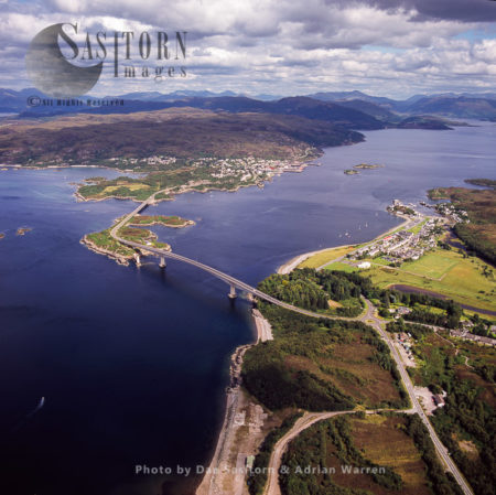 Skye Bridge From Isle Of Skye To Kyle Of Lochalsh, Highlands