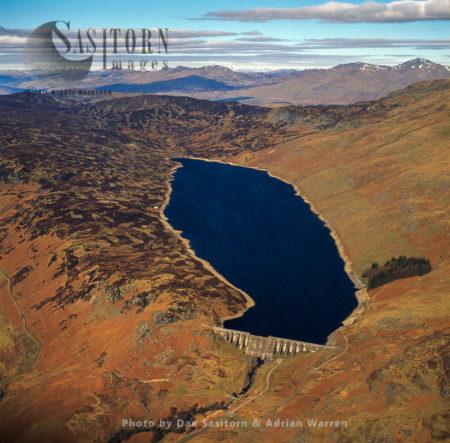 Loch Turret, Highlands, Scotland