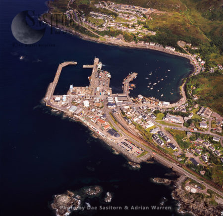 Mallaig, A Port In Lochaber, On The West Coast Of The Highlands