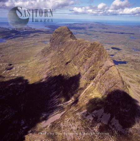 Suilven, Northwest Of Sutherland, Highlands
