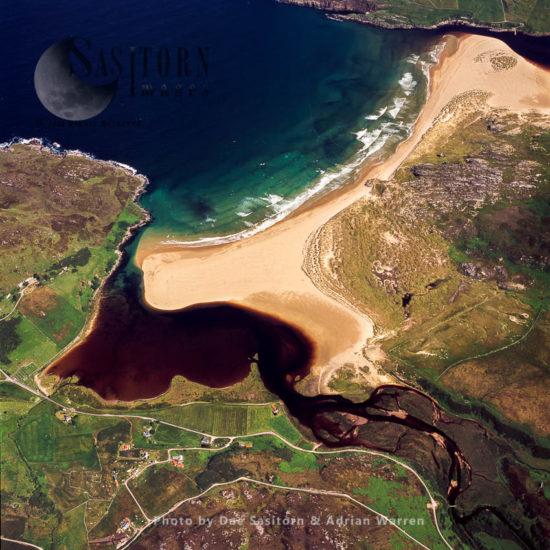 Torrisdale Bay, Sutherland, Scotland