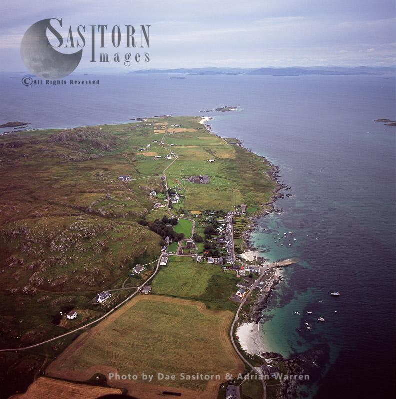 Iona, Inner Hebrides, West Coast Scotland