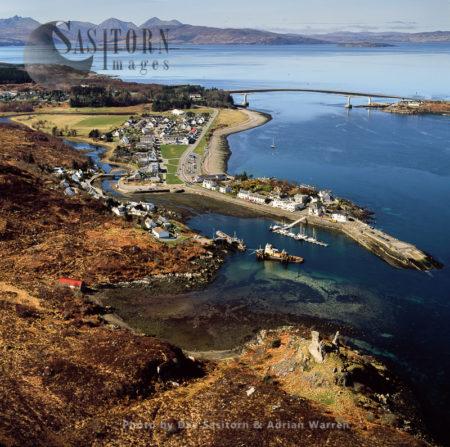 Kyleakin, Isle Of Skye, Inner Hebrides