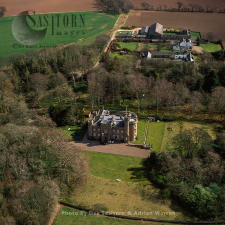 Dunninald Castle, Scotland