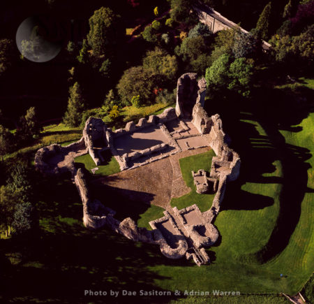Kildrummy Castle, Near Kildrummy, Aberdeenshire