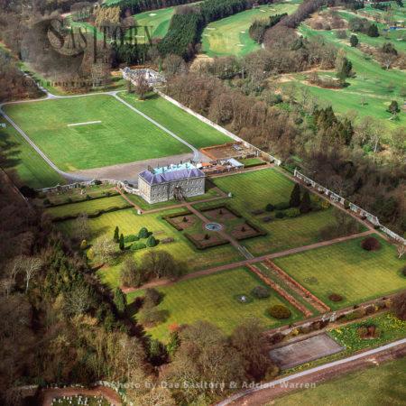 Kinross House, Loch Leven