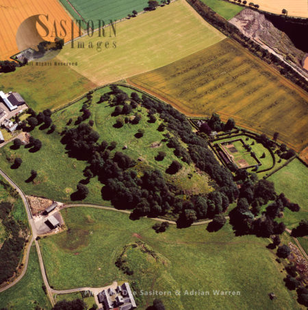 Laws Hill Fort, Angus, Scotland