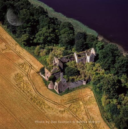 Ballinbreich Castle, Fife, Lowlands, Scotland