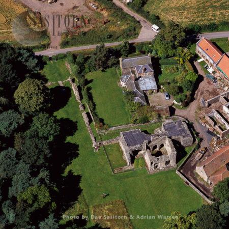 Balmerino Abbey,  Balmerino, Fife, Lowlands, Scotland