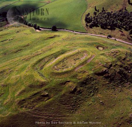 Barra Hill Fort, Aberdeenshire, Scotland