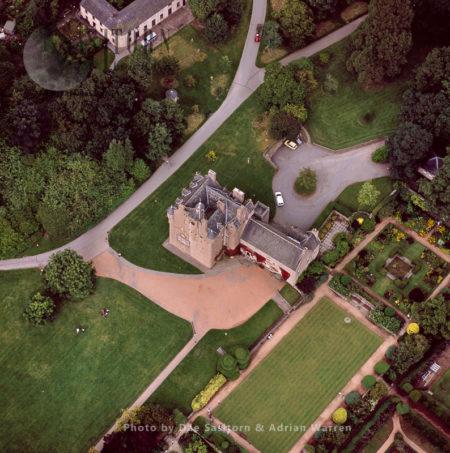 Crathes Castle, Crathes, Banchory, Scotland