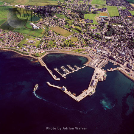 Kirkwall Marina, Kirkwall, Orkney Islands