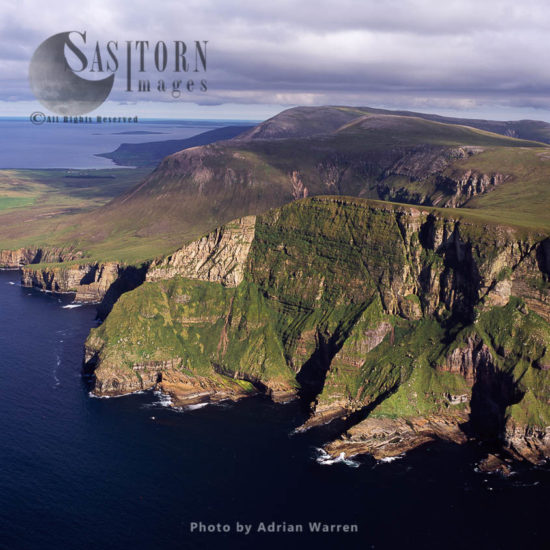 West Coast Of Orkney Islands, Near Murra, Scotland