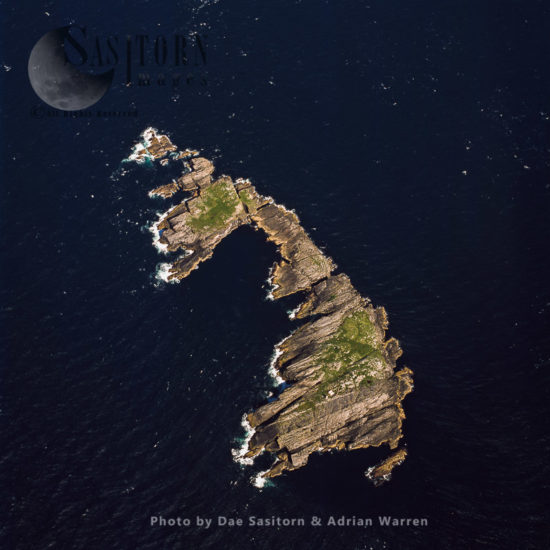 Haskeir Island, West Of North Uist, Outer Hebrides, Scotland