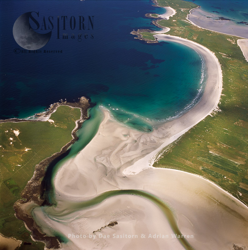 Traigh Bhalaign, North Uist, Outer Hebrides, Scotland