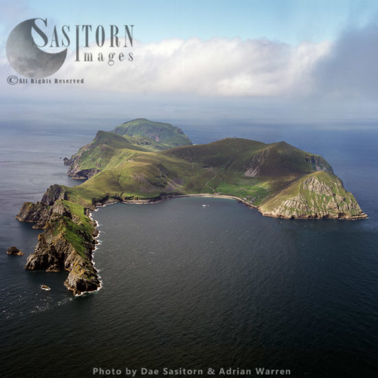 St Kilda, An Isolated Archipelago, Outer Hebrides, West Coast Scotland