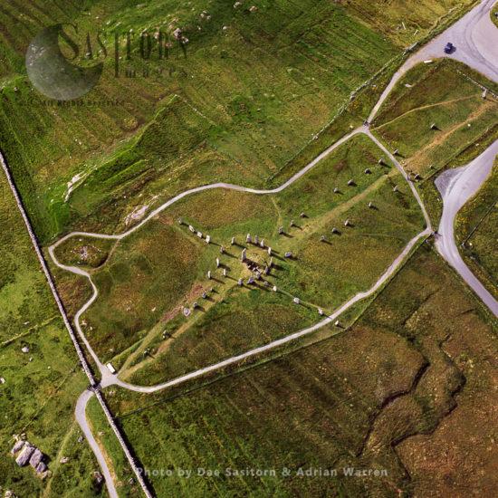 Callanish Stone Circle, Callanish, West Coast Of The Isle Of Lewis,, Outer Hebrides