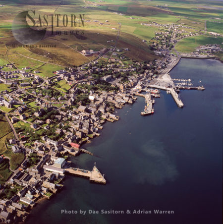 Stornoway, Isl Of Lewis, Outer Hebrides