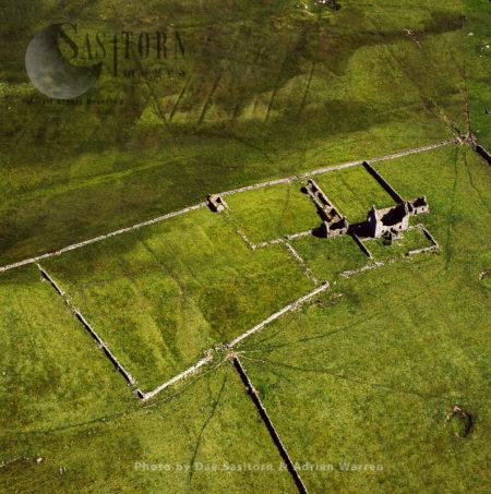 Abandoned Farmstead, Fetlar, Shetland Islands, Scotland