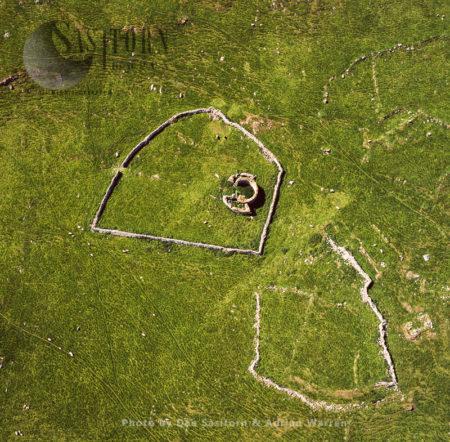 Abandoned Farm, Unst, Shetland Islands, Scotland