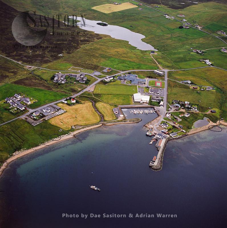 Aith, Shetland Islands, Scotland