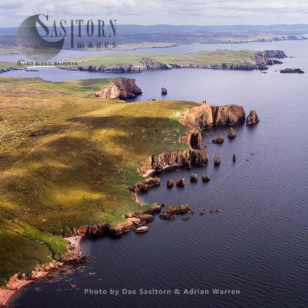 The Neap, East Of Esha Ness, Shetland Islands, Scotland