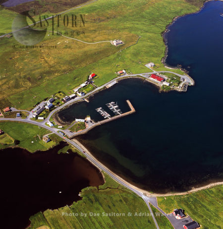 Vidlin, North East Coast Of Shetland Mainland, Shetland Islands