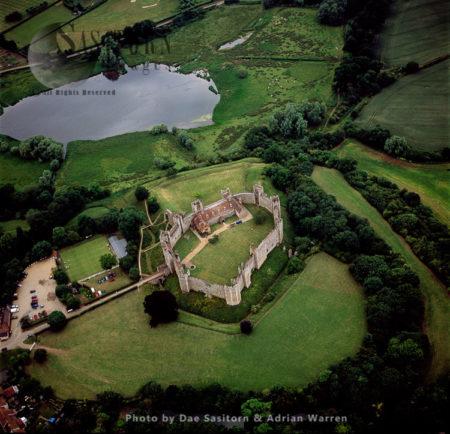 Framlingham Castle, Framlingham, Suffolk