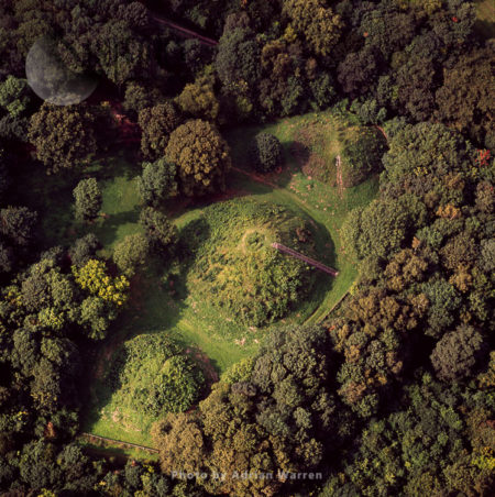 Bartlow Hills Roman Burial Mounds, Cambridgeshire