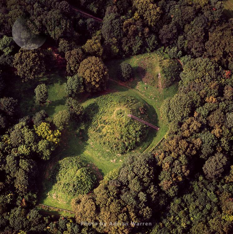 Bartlow Hills Roman Burial Mounds, Cambridgeshire