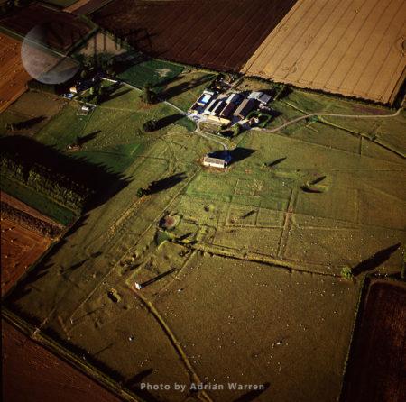 Godwick Deserted Village, South Of Fakenham, Norfolk
