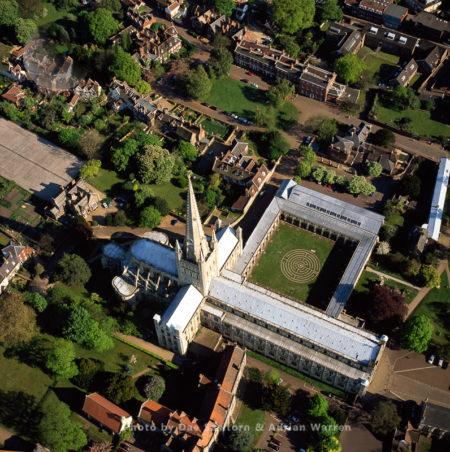 Norwich Cathedral, Norwich, Norfolk