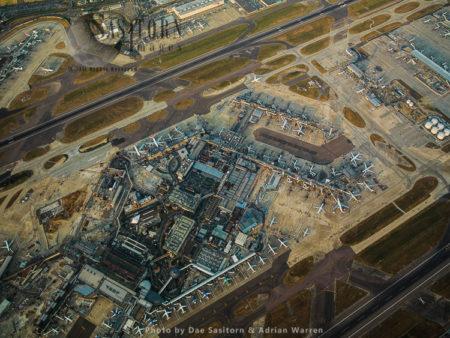 Heathrow Airport Terminal 1,2 And 3