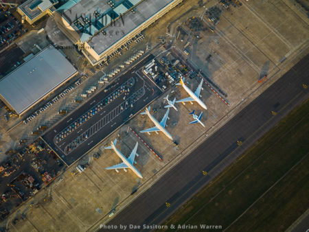 Cargo Terminal, Heathrow Airport