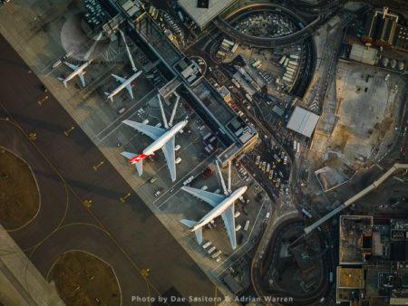Terminal 2, Heathrow Airport