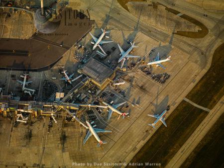 Heathrow Airport, Terminal 3