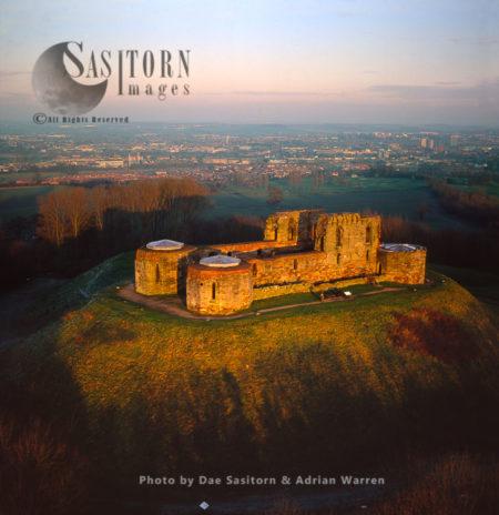Stafford Castle, Staffordshire