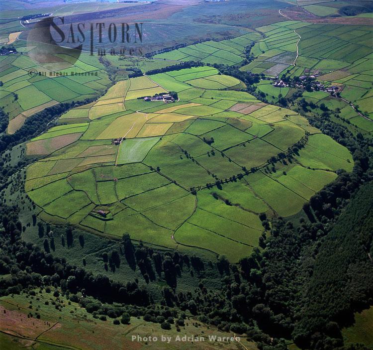 Abney Low, Peak District, Derbyshire
