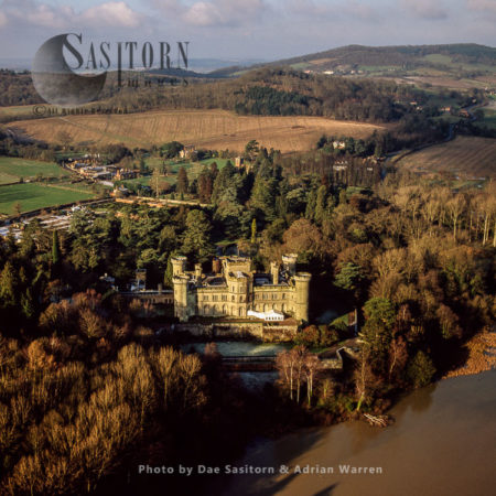 Eastnor Castle, Herefordshire