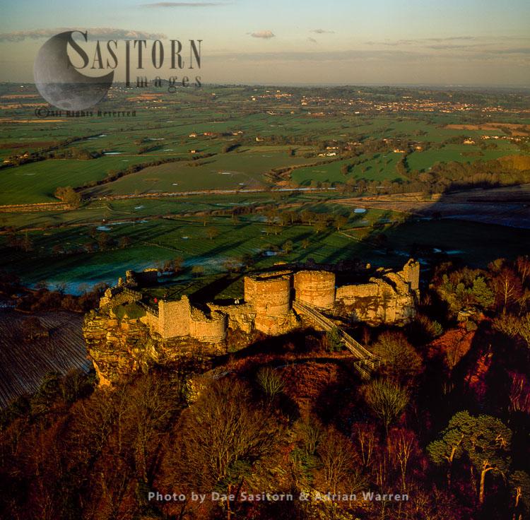 Beeston Castle, Cheshire