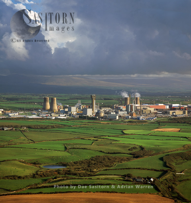 Sellafield Nuclear Power Station, Cumbria