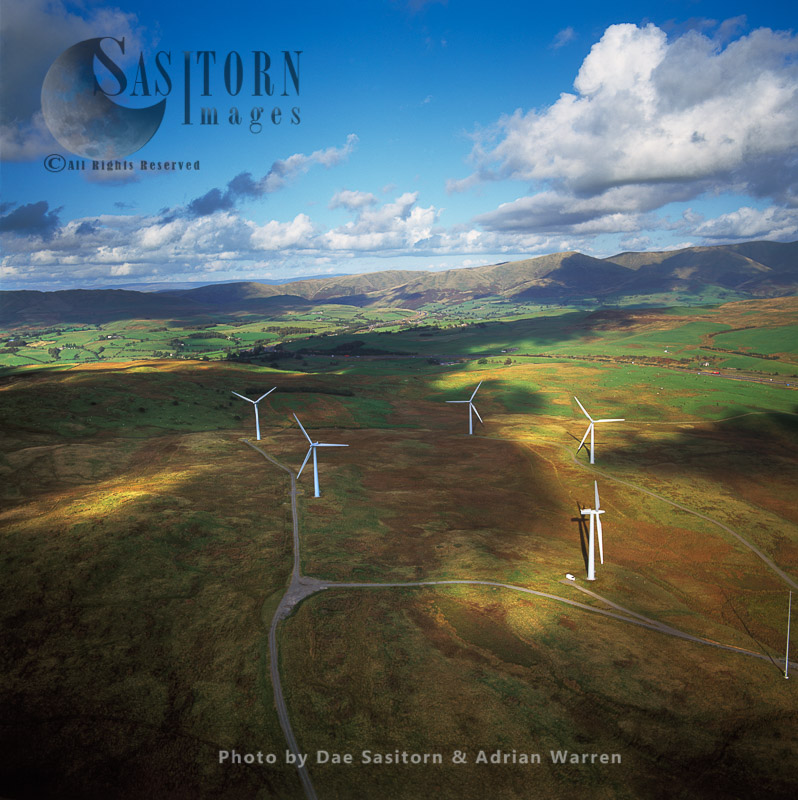 Lambrigg Wind Farm, Cumbria