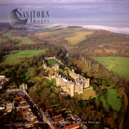 Arundel Castle, West Sussex