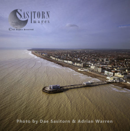 Worthing Town And Its Pier, West Sussex