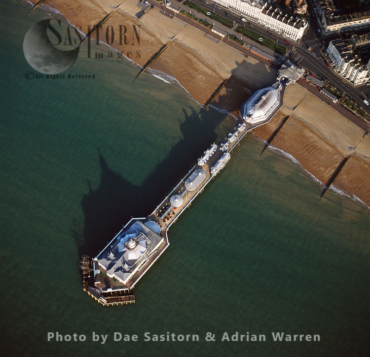 Eastbourne Pier, South Downs, East Sussex