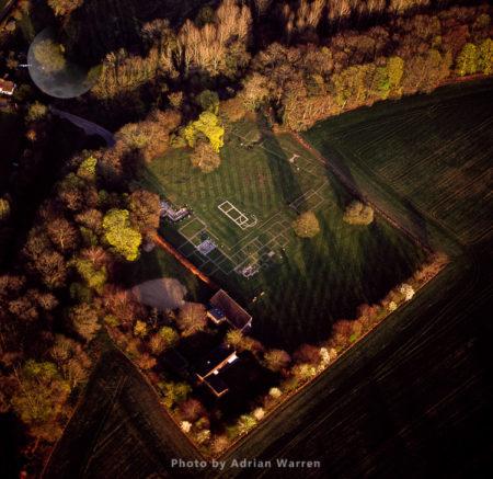 Rockbourne Roman Villa, Wiltshire