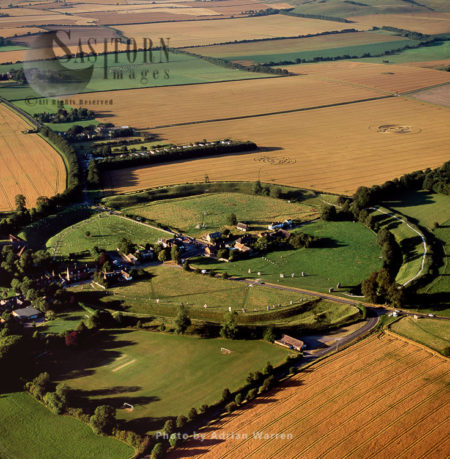 Avebury Henge And Stone Circles, Wiltshire