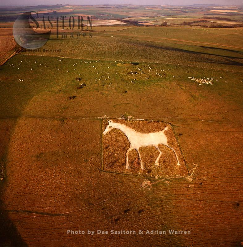 Alton Barnes White Horse, Alton Barnes, Wiltshire
